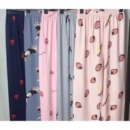 Yss.SLEEPWEAR PAJAMA FOR WOMEN & MEN FREE SIZE (ADULT/COTTON/ASSORTED COLOR AND DESIGN)