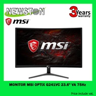 MONITOR MSI OPTIX G241VC 23.6  VA 75hz