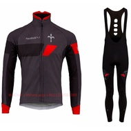 2020 Wilier Men Cycling Suit Winter Clothing Mtb Bike Kit Thermal Fleece Long Sleeve Jacket Ropa Ciclismo Team Bicycle S