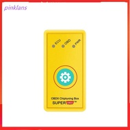 pinklans Plug And Drive Interface Super OBD2 ECU Chip Tuning Box For Gasoline Vehicles