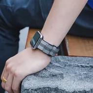 สายคล้องคอไนลอนสำหรับ Apple Watch Band 44 Mm 40Mm Correa Iwatch 38Mm 42Mm Braided สร้อยข้อมือ Applewatch Series 6 5 4 3 SE 44มม.