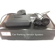 倒車雷達 2眼 全車系改裝 25mm 原廠倒車雷達規格 銀 黑 白 安裝工資另計