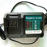 牧田 Makita 代用 12V 電池充電器, 香港 13A 插頭 慢充規格