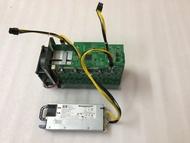 SilverFish 25 เมตร Litecoin Miner Scrypt Miner แหล่งจ่ายไฟ 420 วัตต์ดีกว่า ASIC คนงานเหมือง Zeus 25 เมตร Litecoin