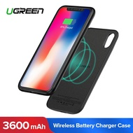 Ugreen Qi Wireless Charger Power Bank iphone X 3600mAh Powerbank