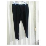 (全新) Chamois 男款 1019D  深藍色 彈力 《休閒長褲》腰40,長41