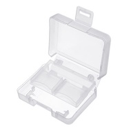 3pcs White Backpacker GK-1CF4SD Portable Memory Card Receiving Box Mobile TF Card Camera CF/SD Storage Card Box