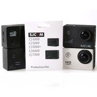 山狗 SJ4000 wifi SJ4000air SJ6000 SJ7000 螢幕保護貼膜 保護膜 軟膜