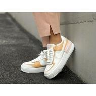 【日本海外代購】Nike Air Force 1 Low Shadow 米白 奶油 雙勾 拼接 小花 女鞋 CK3172-002