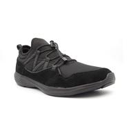 BATA POWER-MENS WALKING รองเท้าผ้าใบชาย สำหรับเดิน แบบเชือก สีดำ รหัส 8386016 Mensneaker