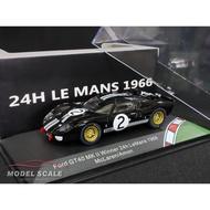 【模例】CMR 1/43 賽道狂人 Ford GT40 MK II #2 24h LeMans 1966