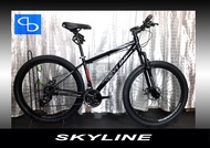 SKYLINE SUPER 2021 27.5 by FOXTER AUTHENTIC Mountain Bike MTB Bicycle