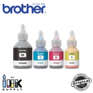Brother BT6000 Black and BT5000 Color Ink for DCP-T300 / T500W / T700W / MFC-T800W Printer