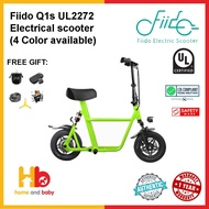 Fiido Q1s UL2272 Electrical scooter(Include LTA Inspection fee and Registration fee)