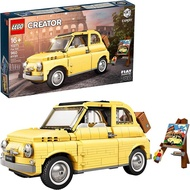 LEGO 樂高  Creator Expert Fiat 500 10271 Toy Car Building Set for Adults and Fans of Model Kits Sets Idea, New 2020 (960 Pieces)