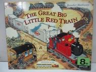 【書寶二手書T6/少年童書_DHP】The Little Red Train: Great Big Train_Benedict Blathwayt