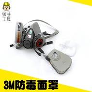 3M6200 3M原廠6200 防毒面罩 油漆工 木工 PM2.5口罩