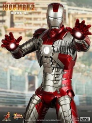 《藍鯨模型》HOT TOYS MMS145 鋼鐵人IRON MAN Mark V/馬克5