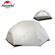 Naturehike Mongar 2 Campingเต็นท์Ultralightกลางแจ้งกันน้ำ3ฤดู20Dไนลอนเต็นท์2คนBackpacking Tent