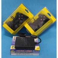 [套餐B]PS2 多人擴充器- 1分4 (含記憶卡讀取功能)+2 隻手把