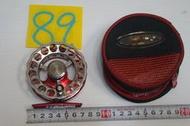 采潔日本二手外匯釣具 黑鯛工房ZL 75-R 前打 輪 牛車輪 日本製 二手釣具 釣竿 捲線器 編號 K89