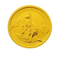 『限時89折』2020年澳洲袋鼠金幣-1/10盎司(OZ)