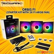 ∈☼TECWARE ORBIS F1 / ORBIS F3 ARGB FAN / RGB LED STRIP