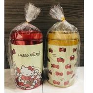 ❄️情人節❄️ Hello Kitty 捲心酥禮盒 捲心酥鐵盒 黑巧克力杏仁 芝麻肉鬆起士 捲心酥 凱蒂貓 捲心酥