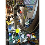 輪組偏擺、真圓調整、維修、手編輪