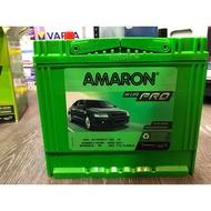 愛馬龍 AMARON PRO 90D23L 銀合金 CAMRY RAV4 TEANA 55D23L