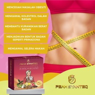 Peah Syanteq + Peah Queen with free gift