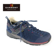 GARMONT 男款 Gore-Tex低筒郊山健走鞋Santiago Low GTX 481241/213 藏青 / 城市綠洲(登山鞋、GORETEX、防水、黃金大底)