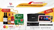 [SG] LaserMusic - Home Karaoke System Home KTV System