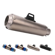 Off-road Modified Accessories Motorcycle Exhaust Pipe Muffler Yamaha R1 R3 R6 Mt03 Mt07 Fz09