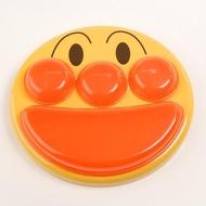 大賀屋 麵包超人 餐盤組  餐具 盤子 附蓋 分隔 兒童 日貨 正版 授權 J00030230