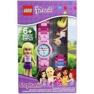 《樂高積木 LEGO 》手錶-好朋友系列Stephanie