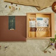 【端午節健康禮盒】堅果朝氣禮盒 -無調味越南腰果2入(附提袋)