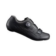 SHIMANO RP501 男性進階款公路車鞋 卡鞋 公司貨(全黑)【7號公園自行車】