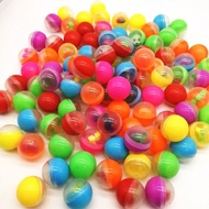 現貨‼️娃娃機商品💕100顆32mm 扭蛋球 (內附玩具)彩色扭蛋球32mm球魔方專用球