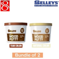 (Bundle Deal Available ) SELLEYS 500g Instant wood putty filler