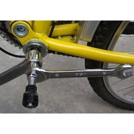 全新退大盤曲柄工具 無附手柄四方軸 退大盤曲柄工具 合金鋼材質
