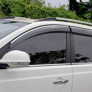 ☞廣汽豐田卡羅拉雷凌雙擎晴雨擋遮雨板改裝專用18款車窗雨眉擋雨板