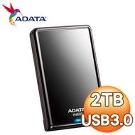 [NOVA成功3C]威剛 ADATA 2TB HV620 (USB3.0) 黑色  街頭時尚外接硬碟  喔!看呢來