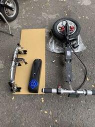 輪椅電動車頭