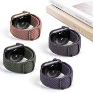 UNIQ Apple Watch Aspen 防潑水高彈力編織單圈錶帶
