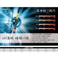 猛哥釣具 ---台灣HEXING合興 翠峰翔8H12尺戰鬥手竿 360戰鬥竿福壽魚吳郭魚戰鬥池戰鬥竿