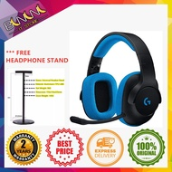 LOGITECH G233 WIRED GAMING HEADSET ( *** FREE HEADPHONE STAND *** )