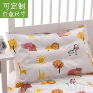 定做卡通兒童枕套純棉30x50寶寶嬰兒幼兒園枕頭套小號35x55 40x60