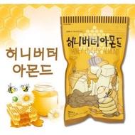 韓國購入 TomsGilim 蜂蜜奶油杏仁果 250g 現貨