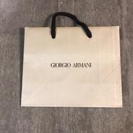 Giorgio Armani彩妝紙袋
